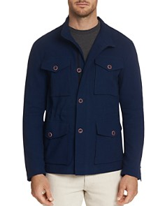 Robert Graham - Harley Button-Front Jacket