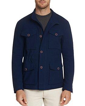 Robert Graham - Harley Button-Front Jacket