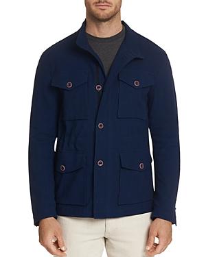 Robert Graham Harley Button-Front Jacket