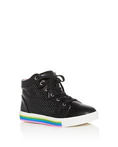 STEVE MADDEN - Girls' JGroove High-Top Sneakers - Little Kid, Big Kid