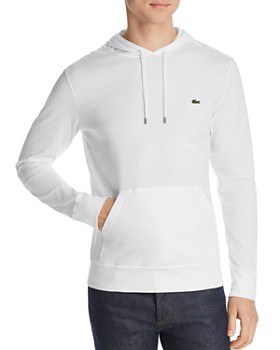 82bc2b87525c Lacoste - Long Sleeve Jersey Hooded Tee