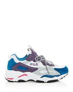 FILA - Women's Ray Tracer Low-Top Sneakers