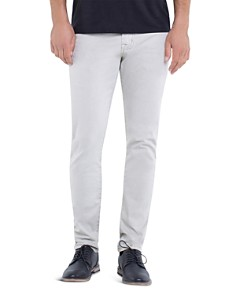 Liverpool - Kingston Slim Straight Fit Jeans in Sandstorm