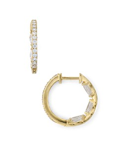 Nadri - Festive Small Huggie Hoop Earrings