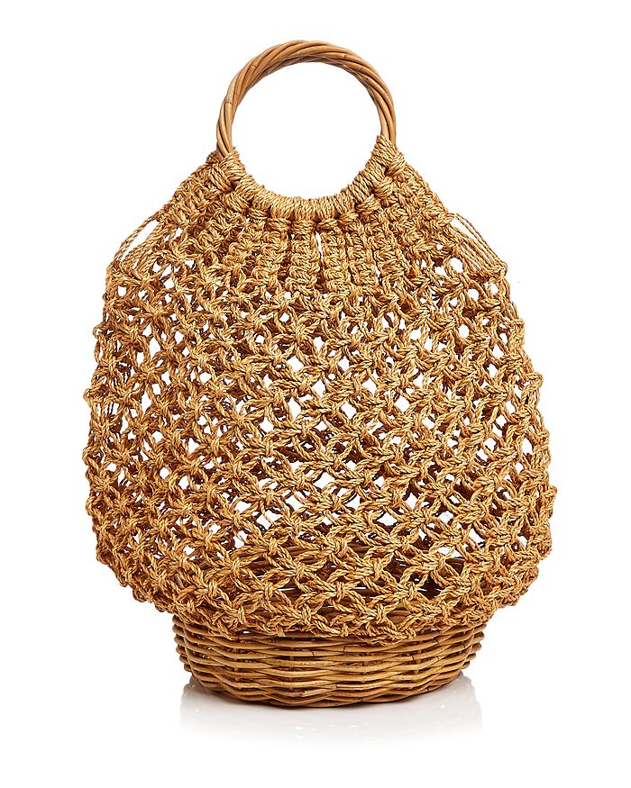 SERPUI - Lara Basket Bag