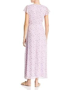 Sage the Label - Delilah Floral-Print Maxi Dress