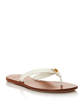 4d0f65769173 Tory Burch - Women s Manon Leather Thong Sandals ...