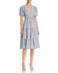 Tory Burch - Printed Lace Dress