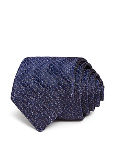 John Varvatos Star USA - Textured Silk Classic Tie