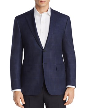 Canali - Check with Tonal Windowpane Siena Regular Fit Sport Coat