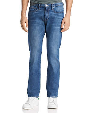 Frame Jeans L'HOMME SLIM FIT JEANS IN VERDUGO