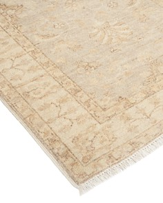 "Solo Rugs - Oushak Collection Sheneh Runner Rug, 2'8"" x 12'9"""