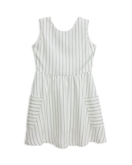 Sovereign Code - Girls' Beth Striped Dress - Little Kid, Big Kid