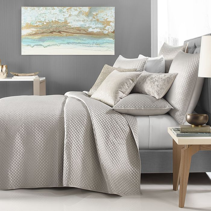 Hudson Park Collection - Cotton & Silk Quilted Collection - 100% Exclusive