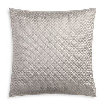 Hudson Park Collection - Silk Quilted Euro Sham - 100% Exclusive