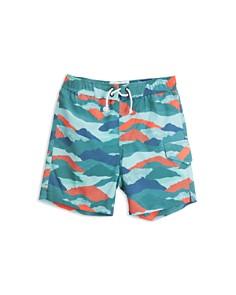 Sovereign Code - Boys' Cannonball Camouflage Swim Shorts - Little Kid, Big Kid