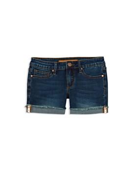 JOE'S - Girls' The Markie Roll-Up Denim Shorts - Big Kid