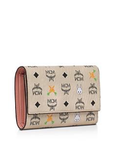 MCM - Rabbit Trifold Wallet