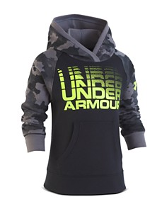 Under Armour - Boys' Traverse Camo Hoodie - Little Kid