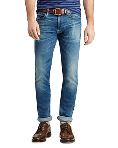 Polo Ralph Lauren - Sullivan Slim Fit Jeans in Blue