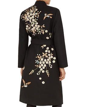 4e61628d4877 ... Ted Baker - Fennela Graceful Embroidered Coat