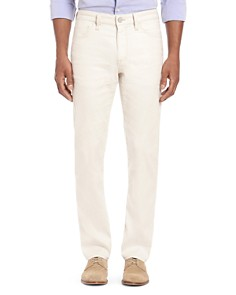 34 Heritage - Courage Straight Slim Fit Jeans in Bone