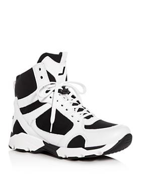 Joshua Sanders - Women's High-Top Sneakers