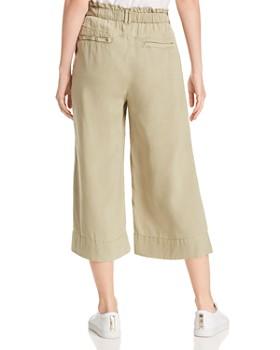 Bella Dahl - Cropped Wide-Leg Pants