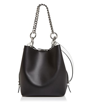 Rebecca Minkoff - Kate Medium Two-Toned Bucket Bag