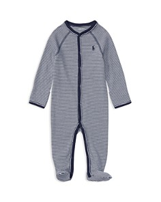 Ralph Lauren - Boys' Striped Footie - Baby