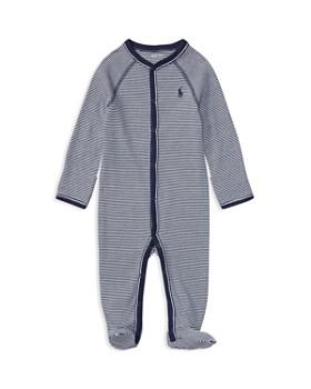 Ralph Lauren - Boys' Striped Footie - Baby
