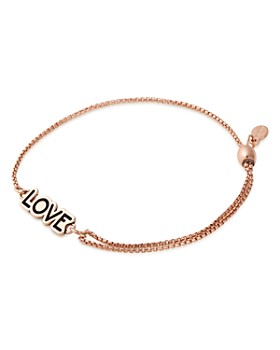 Alex and Ani - Love Pull Chain Bracelet
