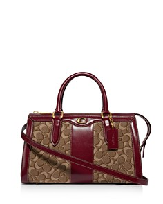 COACH - Bond Bag in Signature Jacquard