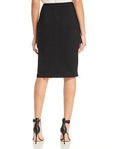 T Tahari - Ruffle Pencil Skirt