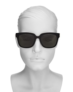 84f4b83d7b12f ... 54mm Saint Laurent - Women s Square Sunglasses