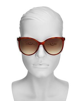 a7afbc85d ... Gucci - Women's Cat Eye Sunglasses, 57 mm
