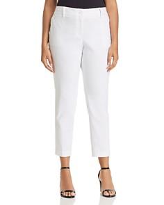 MICHAEL Michael Kors Plus - Miranda Slim Pants