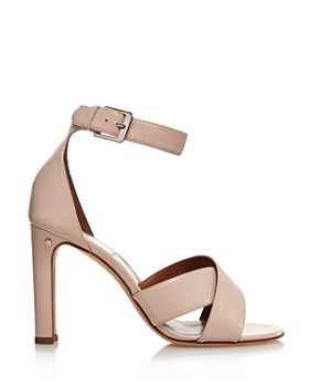 Laurence Dacade - Women's Thilan High-Heel Leather Sandals