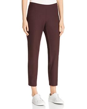 Eileen Fisher Petites - Slim Ankle Pants