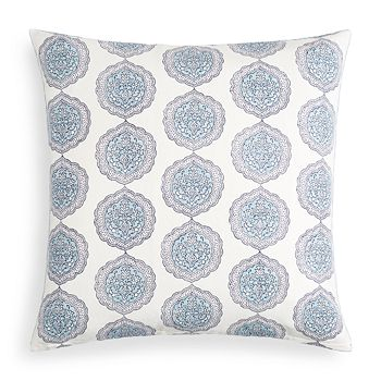 "John Robshaw - Pavara Decorative Pillow, 26"" x 26"""
