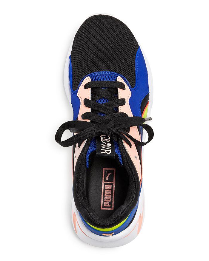 6bca83557e1 PUMA - Women s Nova GRL PWR Low-Top Sneakers