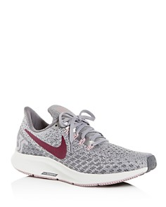 Nike - Women's Air Zoom Pegasus 35 Knit Low-Top Sneakers