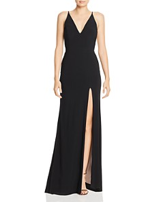Avery G - Embellished Cutout Gown
