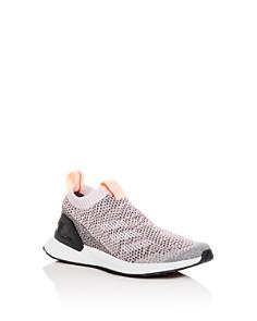 Adidas - Girls' Rapida Run PrimeKnit Slip-On Sneakers - Big Kid