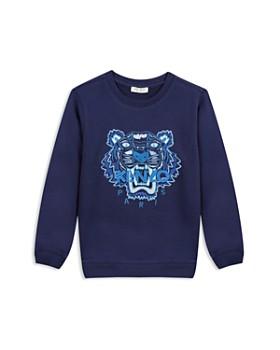 Kenzo - Boys  Tiger Logo Sweatshirt - Big Kid ... 54073b9b0f6