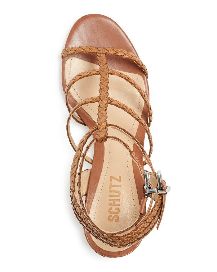 215faf6e2 SCHUTZ - Women s Rosalia Strappy Block-Heel Sandals