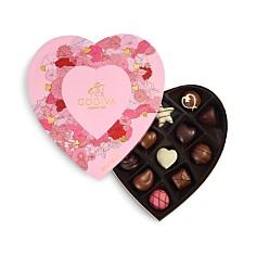 Godiva® - Chocolatier 14-Piece Valentine's Day Paper Heart Chocolate Gift Box