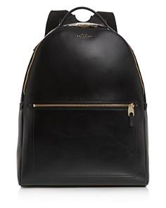 Smythson - Leather Backpack