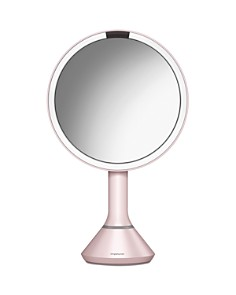 "simplehuman - 8"" Sensor Makeup Mirror with Brightness Control"