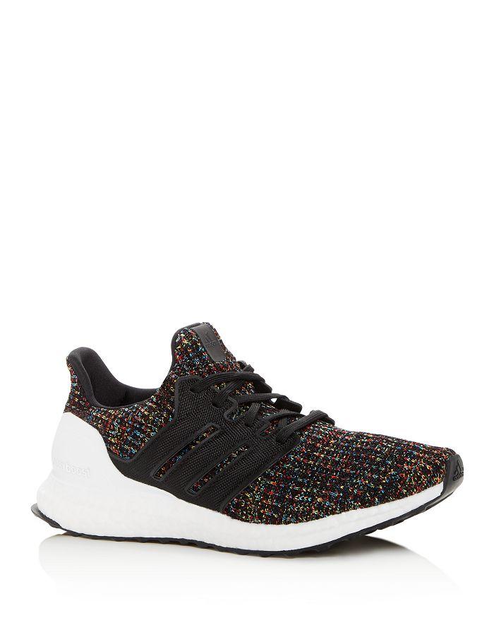 Adidas - Men's Ultraboost Knit Low-Top Sneakers
